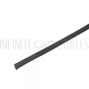 BS-PT038-500CB 500ft 3/8 inch Sleeving Carbon