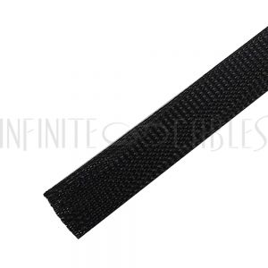 BS-PT250-200BK 200ft 2 1/2 inch Sleeving Black - Infinite Cables