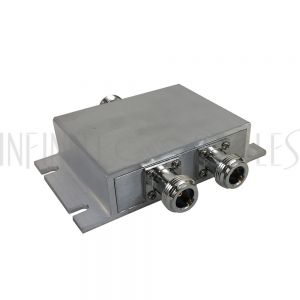 RFS-NF3G-21 2 Way 750 MHz to 2.7 GHz Wideband Inline Signal Splitter/Combiner N-Type Female