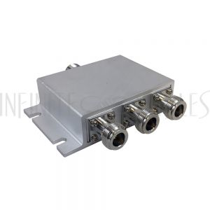 RFS-NF3G-31 3 Way 750 MHz to 2.7 GHz Wideband Inline Signal Splitter/Combiner N-Type Female