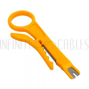 TL-PU-E2 110/88 Punch-down and Strip Tool - Infinite Cables
