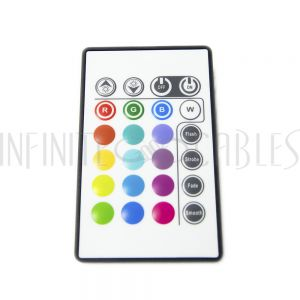 "LED-KIT LED Backlighting Kit (16 colours, 4 x 20"" strips, USB power) - Infinite Cables"