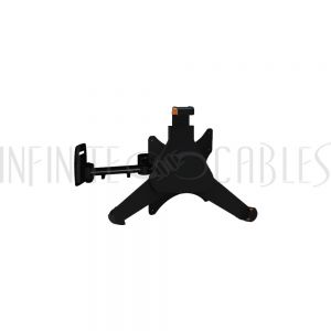 "MT-2001-BK Tablet mount for iPad and 8.9""-10.4"" tablets - Black - Infinite Cables"