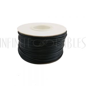 BK-AD03C28-UT 1000ft 3C Ultra Thin Audio Cable - 28AWG Stranded 85% Spiral Shield FT4 - Infinite Cables
