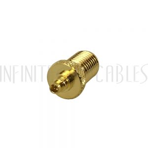 AD-1170 SMA Female to MMCX Male Adapter - Infinite Cables