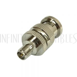 AD-1330 SMA-RP Female to BNC Male Adapter - Infinite Cables