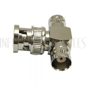 AD-30-MFF BNC Male/Female/Female Tee Adapter - Infinite Cables