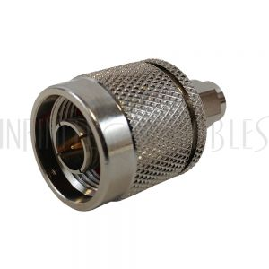 AD-0010 N-Type Male to SMA Male Adapter