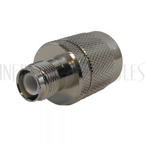 AD-0023 N-Type Male to TNC-RP Female Adapter - Infinite Cables