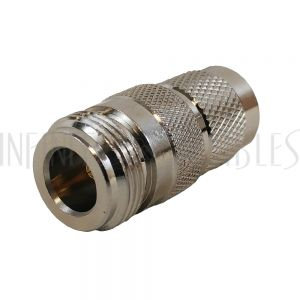 AD-0122 N-Type Female to TNC-RP Male Adapter - Infinite Cables