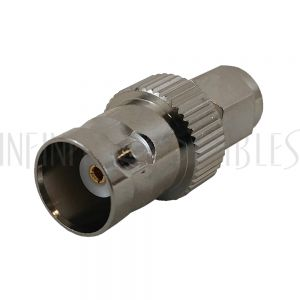 AD-1031 SMA Male to BNC Female Adapter - Infinite Cables