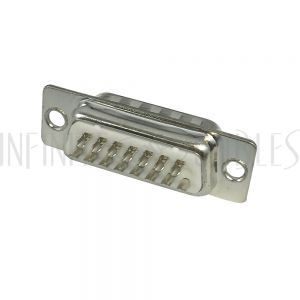 CN-DB15-SM DB15 Solder Cup Connector - Male - Infinite Cables