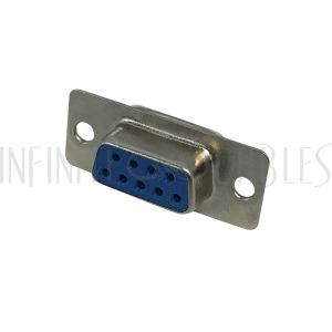 CN-DB9-SF DB9 Solder Cup Connector - Female - Infinite Cables