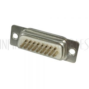 CN-HD26-SF HD26 Solder Cup Connector - Female - Infinite Cables