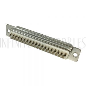 CN-HD37-SM DB37 Solder Cup Connector - Male - Infinite Cables