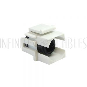 WP-IN-TOS Toslink Female to Female Keystone Wall Plate Insert