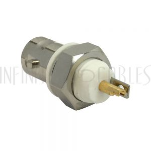 CN-31P-SLD BNC Female Panel Mount Solder Type Connector