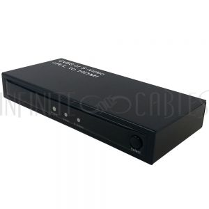 VC-001 Video Converter - Composite/S-Video + Audio to HDMI - Infinite Cables