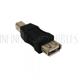 AD-USB-05 USB A Female to B Male Adapter