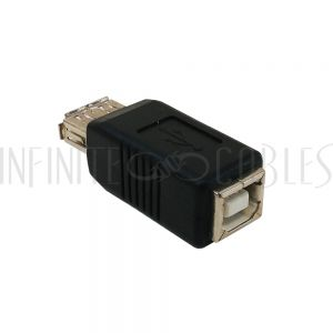AD-USB-06 USB A Female to B Female Adapter