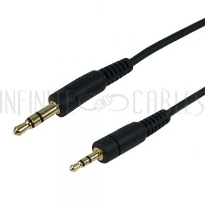 2.5mm to 3.5mm Stereo - Infinite Cables