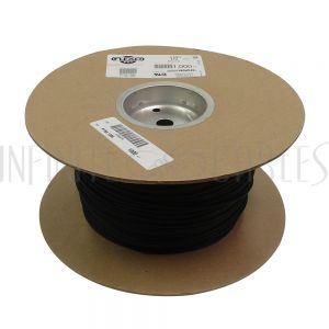 BS-PT013-1000BK 1000ft 1/8 inch Sleeving Black - Infinite Cables