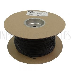 BS-PT013-1000CB 1000ft 1/8 inch Sleeving Carbon