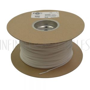 BS-PT013-1000WH 1000ft 1/8 inch Sleeving White