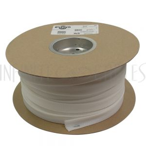 BS-PT075-250WH 250ft 3/4 inch Sleeving White - Infinite Cables