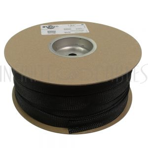 BS-PT175-200BK 200ft 1 3/4 inch Sleeving Black - Infinite Cables