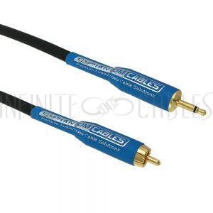 RCA to 3.5mm Digital Coax - Infinite Cables