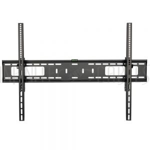 MT-445-BK Tilting TV Wall Mount Bracket for Flat and Curved LCD/LEDs - Fits Sizes 60-100 inches - Maximum VESA 900x600 - Infinite Cables