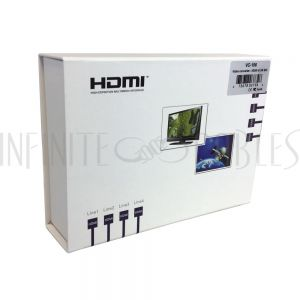 VC-106 Video converter - HDMI to 3G SDI - Infinite Cables
