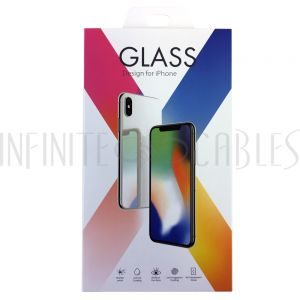 AP-SPIX Tempered Glass Screen Protector for iPhone X/XS - Infinite Cables