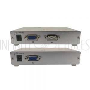 KVM-EU KVM extender 150M (VGA and USB)