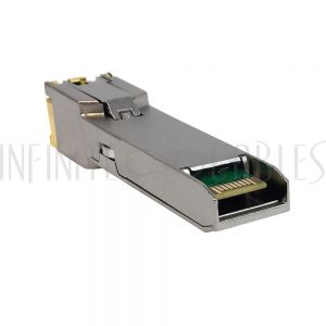 TR-SFP-10G-T-S Cisco<sup>®</sup> SFP-10G-T-S Compatible 10GBASE-T SFP+ Copper RJ45 Transceiver - Infinite Cables