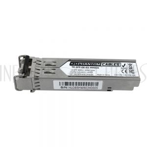 TR-SFP-GE-SX-MM850 Huawei<sup>®</sup> SFP-GE-SX-MM850 Compatible 1000base-SX SFP 850nm MM LC Transceiver 550m - Infinite Cables