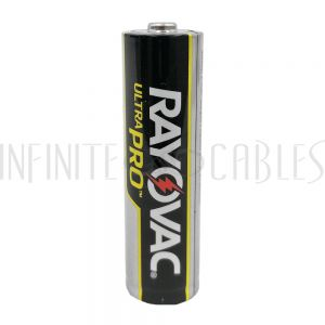 BT-ALK-AA-8 Rayovac AA Industrial Alkaline Batteries - AL-AA (8 per pack) - Infinite Cables