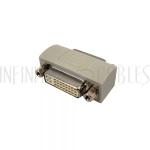 AD-DVI-FF DVI Female to DVI Female Adapter - Infinite Cables