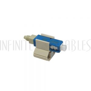 FO-FAST-SC-SM-6 FASTCONNECT SC SM UPC Blue Connector - 6 Pack