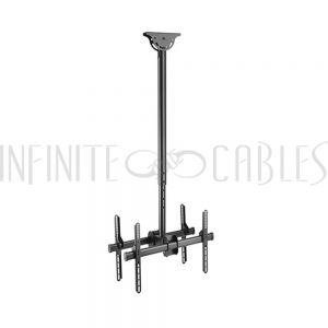 Ceiling Mount TV Brackets - Infinite Cables