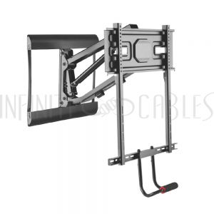 Fireplace Mantel Wall Mount Brackets - Infinite Cables
