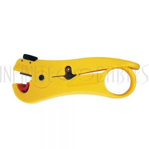 TL-ST-CAT Adjustable Cable Jacket Strip Tool for Networking and Data Cable - CAT3, CAT5e, CAT6, CAT6A, CAT7 - Infinite Cables