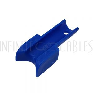 TL-PG01 1/2 Inch Conduit Wire Pulling Guides - Blue - Pack of 10 - Infinite Cables