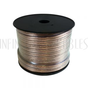 BK-SPZ10-100 100ft 2C 10AWG Zip-Cord Bulk Speaker Wire - Infinite Cables