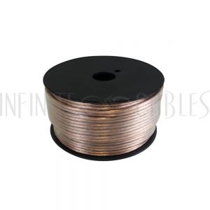 BK-SPZ16-100 100ft 2C 16AWG Zip-Cord Bulk Speaker Wire - Infinite Cables