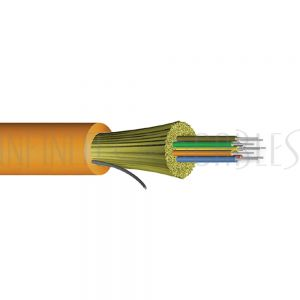 Indoor Riser Tight Buffered Fiber Cable - Infinite Cables