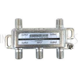 MB-TVD3-14 3GHz 90dB Digital Splitters 4-Way
