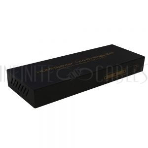 VE-HDMI-008 HDMI 4-port Extender Over One Cat6 UTP Cable 60m