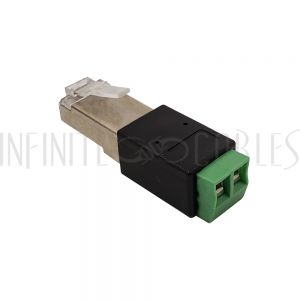 RJ45 Screw Down Connectors - Infinite Cables